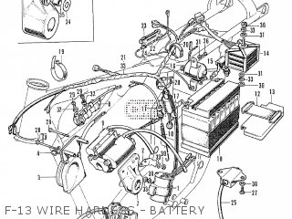 Honda CL450 parts lists and schematics