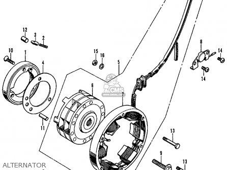Scrambler Wiring Diagram Electrical Diagrams Wiring
