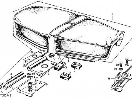 1970 Cb450 Wiring Diagram CB450 Sensor Diagram Wiring