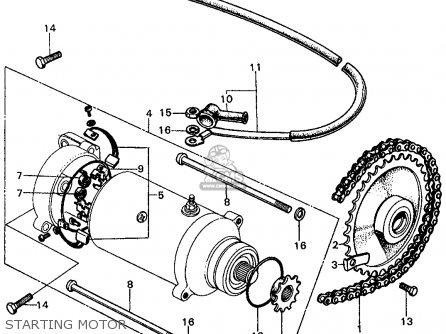 Honda Cb350f Wiring Diagram Honda Xr250 Wiring Diagram