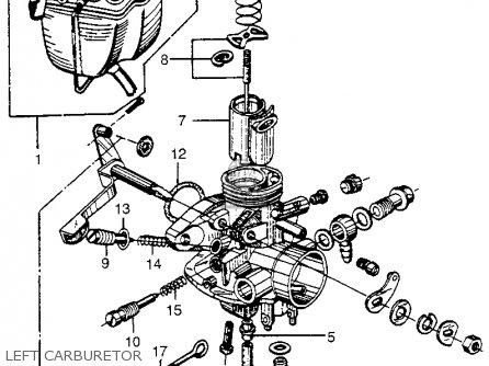 Honda CL72 SCRAMBLER 1962 USA / 250 parts lists and schematics