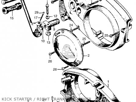 Honda Cb550 Electrical Schematic Diagram