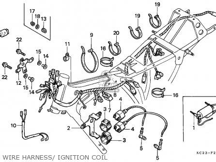 Honda Cm125c Custom 1982 (c) France / Kph parts list