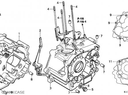 Honda CM125C CUSTOM 1987 (H) SWITZERLAND KPH parts lists