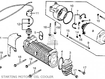 1981 Honda Xr500r Wiring Diagram 1981 Honda XL250R Wiring