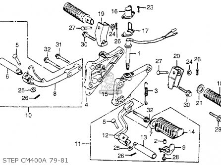 Wiring Diagram For Honda Xr400r Wiring Diagrams For A