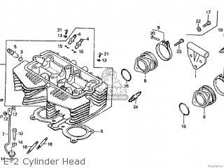 Honda CM400T 1979 (Z) CANADA parts lists and schematics