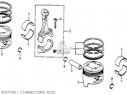 Engine Piston Color Engine Wrist Pin Wiring Diagram ~ Odicis