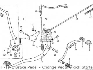 Honda CM400T 1981 (B) CANADA parts lists and schematics