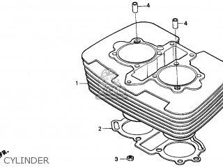 Honda CMX250C 2001 (1) USA parts lists and schematics