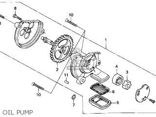 Honda CMX250C 2005 (5) CALIFORNIA parts lists and schematics