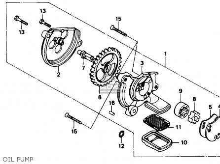 Honda CMX250C REBEL 1986 (G) USA CALIFORNIA parts lists