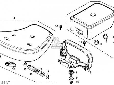 87 Honda Fourtrax 300 Trx Wiring Diagram Honda 300