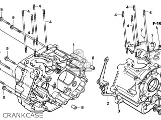Honda CMX250C REBEL 1996 (T) GERMANY / KPH parts lists and