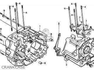 Honda CMX250C REBEL 1998 (W) GERMANY / KPH parts lists and