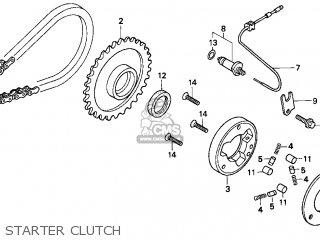 Honda CMX250C REBEL 1999 (X) USA CALIFORNIA parts lists