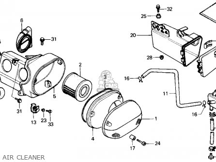 Honda Cb350 Carburetor Parts Diagram. Honda. Auto Wiring