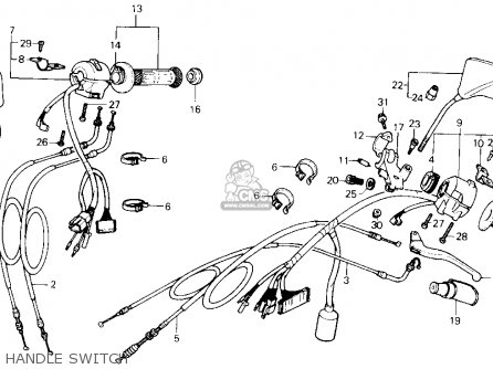 1984 Honda Nighthawk Wiring Diagram Honda Goldwing Wiring