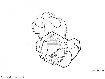 Honda CMX450C REBEL 1987 (H) ITALY / KPH parts lists and