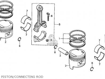 Honda Cmx450c Rebel 1987 Italy / Kph parts list