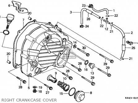 Honda Cn250 Helix 1988 Switzerland / Kph parts list
