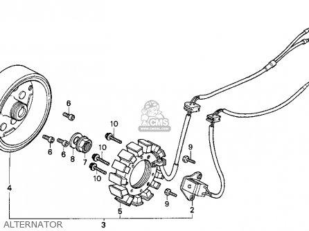 Cn 250 Scooter Engine Diagram