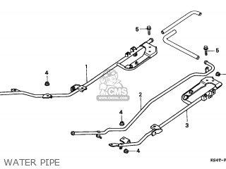 Honda CN250 HELIX 1996 (T) ITALY KPH parts lists and