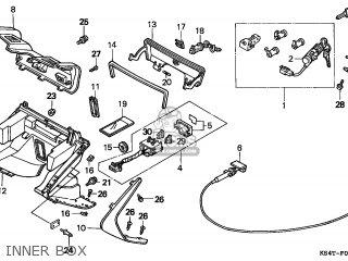 Honda CN250 HELIX 1996 (T) SWITZERLAND KPH parts lists and