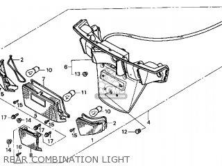 Honda Cn250 Helix 1998 Usa parts list partsmanual partsfiche