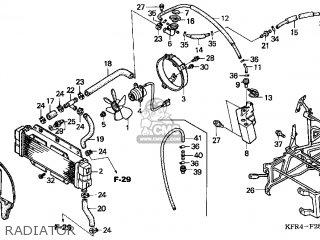 Honda Cn250 Helix 1999 Usa parts list partsmanual partsfiche