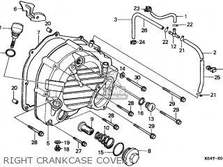Honda CN250 HELIX 1999 (X) ITALY parts lists and schematics