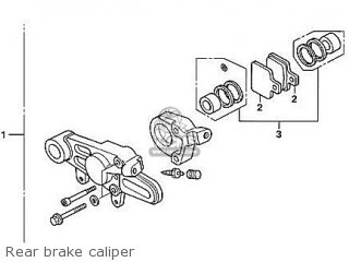 Honda COTA 4RT 2005 (5) parts lists and schematics