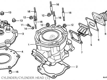 Honda Cr 500 Engine For Sale, Honda, Free Engine Image For