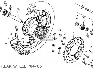 1984 Honda Vf500c Magna Engine Diagram Honda Shadow Wiring