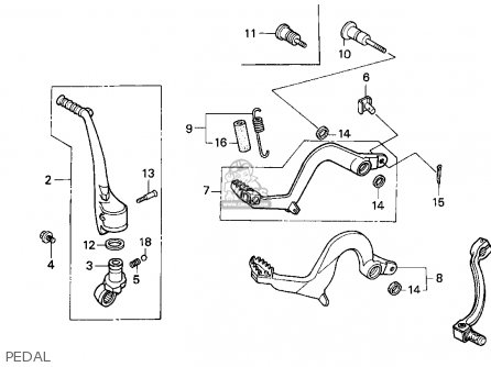 Diagram Of Honda Cr 125 Rear Wheel Wiring Diagram ~ Odicis