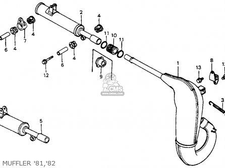 Honda Cr125r Engine Wiring Diagram Honda Sensors Diagram