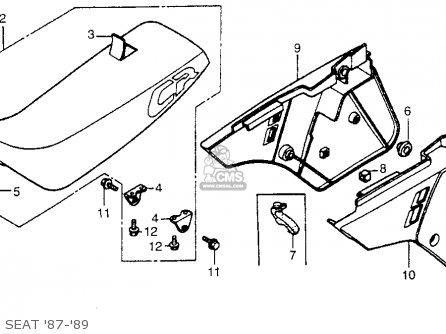 1998 Cr250 Service Manual