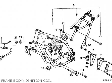 Wiring Diagram For 1987 Honda Goldwing Honda Goldwing