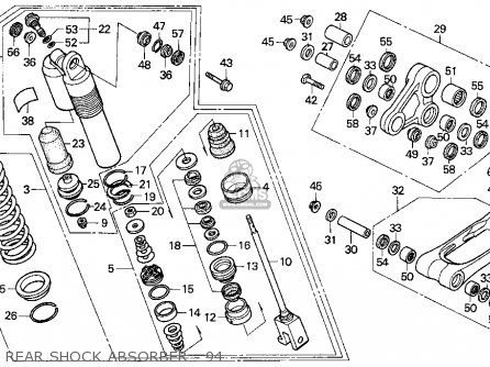 Crf 50 Wiring Diagram CRF 50 Clutch Wiring Diagram ~ Odicis