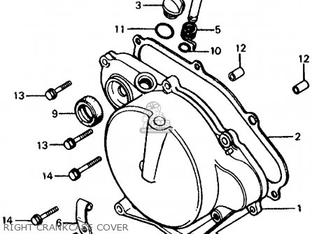 Yamoto 150cc Engine Diagram