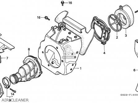 Honda CR80R 1992 (N) EUROPEAN DIRECT SALES / CMF parts