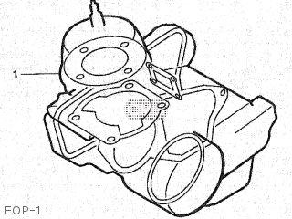 Honda CR85R 2003 (3) JAPAN HE07-100 parts lists and schematics