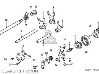 Honda CR85R 2004 (4) EUROPEAN DIRECT SALES / CMF parts