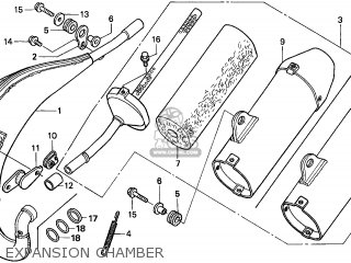 Honda CR85R 2005 (5) AUSTRALIA parts lists and schematics