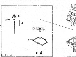 Honda CR85R 2006 (6) JAPAN HE07-130 parts lists and schematics
