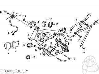Honda CR85RB 2007 (7) AUSTRALIA parts lists and schematics