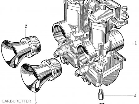 Honda CR93 RACE VERSION parts lists and schematics
