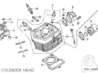 Honda CRF100F 2007 (7) EUROPEAN DIRECT SALES parts lists