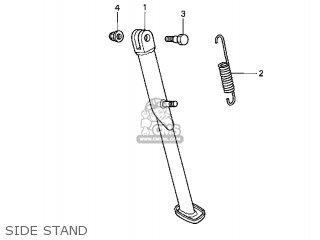 Honda CRF230F 2003 (3) USA parts lists and schematics