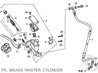 Honda CRF230F 2007 (7) EUROPEAN DIRECT SALES / CMF parts